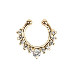 Jewelry - Vintage Crystal Ear Cuff or Nose Ring